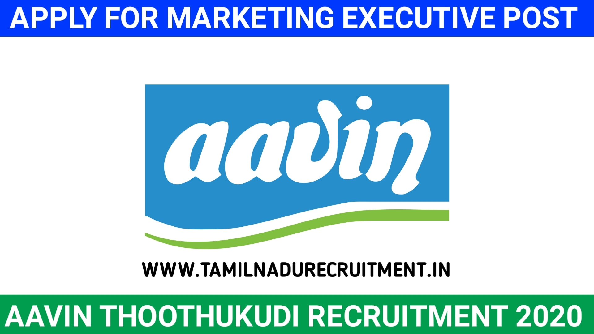 Photo of Aavin Thoothukudi Cooperative recruitment 2020 – Apply Now for 08 Marketing Executive posts