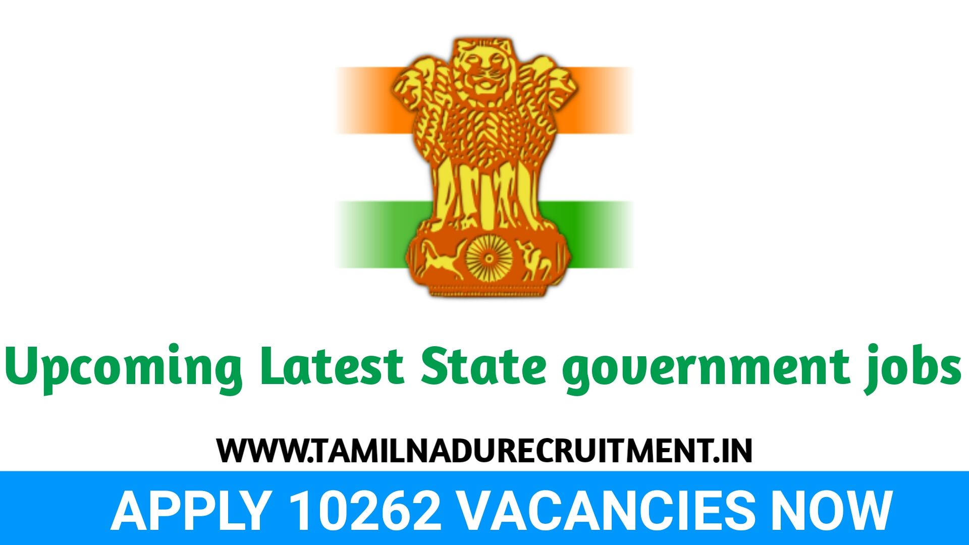 upcoming state govt jobs 2020