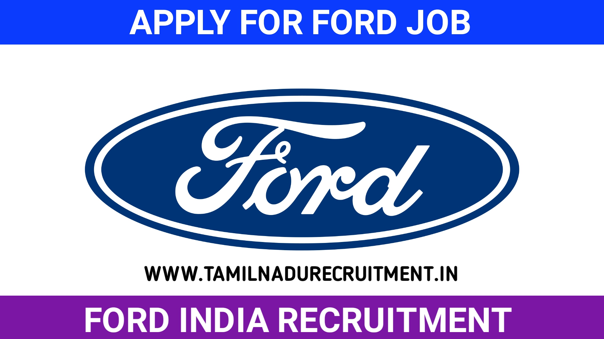 Photo of Ford India Latest Chennai Openings 2020 – Software Engineer posts