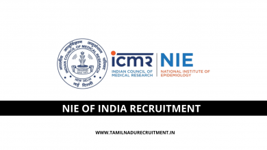 Photo of NIE recruitment 2020 for 01 Project Scientist posts
