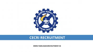 Photo of CECRI Karaikudi recruitment 2020 for 29 SRF, JRF, PA posts