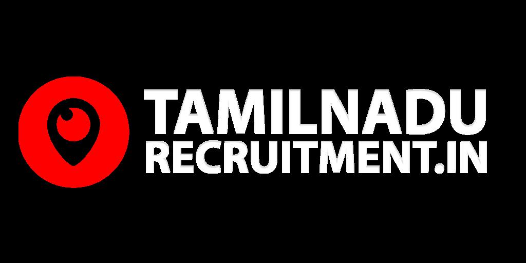 Tamilnadurecruitment Logo